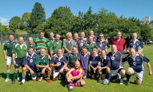 Legends RC Vs Evergreens RC 2016